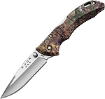 Buck Bantom BBW Real Tree Camo Lockback Folding Knife