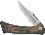 Case XX Camo Mako Lockback Hunting Knife