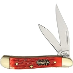 Frost Cutlery Steel Warrior Red Bone Peanut