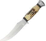 Rough Ryder Small Hunter Fixed Blade Hunting Knife
