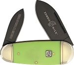 Rough Rider Zombie Nick Elephant Toe Pocket Knife