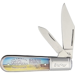 Novelty Cutlery American Farmers Barlow Pocket Knife