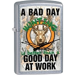 Zippo A Bad Day Hunting Lighter