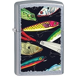 Zippo Fishing Lures Lighter